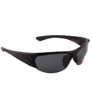 Gray Uv400 Polarized Men Cycling Sunglasses