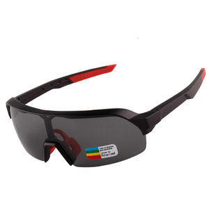 Coolets Ject Black Cycling Sunglasses for Big Heads