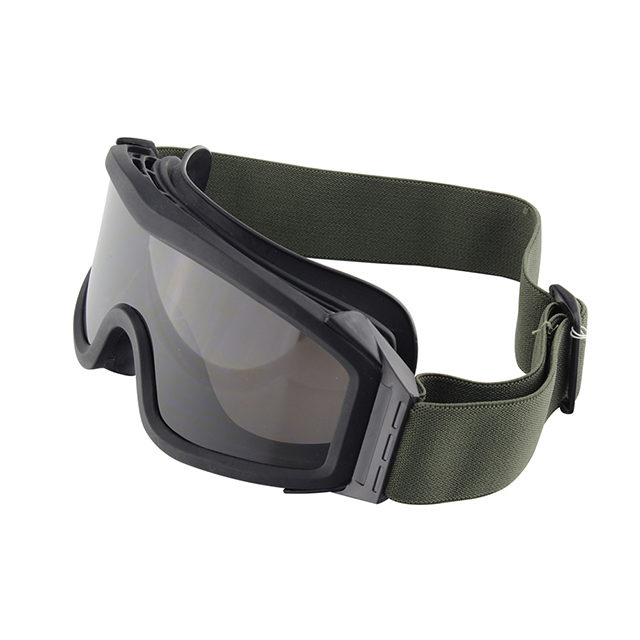 Vintage Prescription Tactical Military Goggles Fit over Glasses