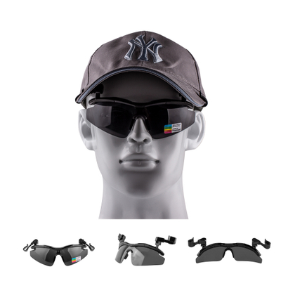 Wrap Around Golf Sunglasses Polarized