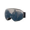 fashion trend mirrored ski goggles for small face