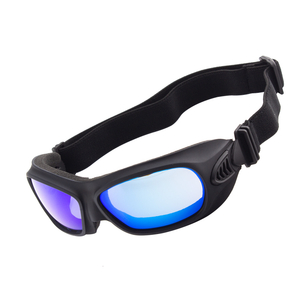 Mirrored Anti Fog Uv Proof Motorcycle Goggles