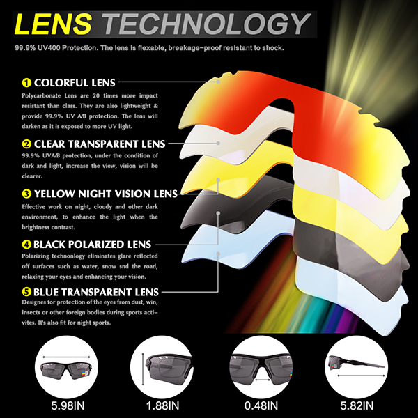sunglasses lens color