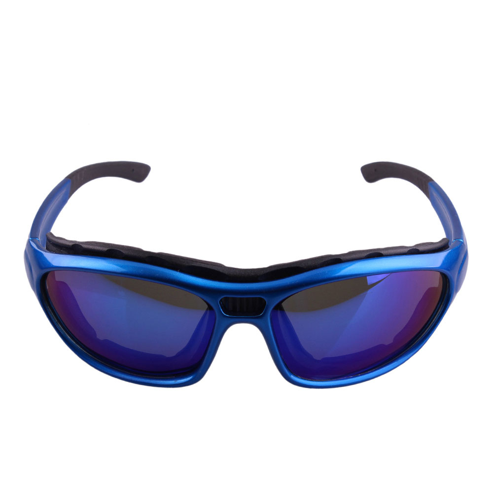 Retro Riding Motorcycle Glasses with Foam
