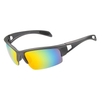 Polycarbonate Mirror Polarized Mens Driving Sunglasses Uv Protection