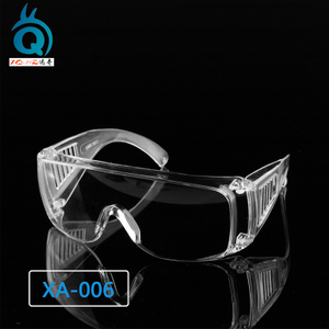 Z87.1 Clear Anti Fog Safety Glasses