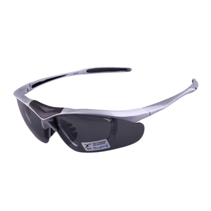 Custom Polycarbonate Interchangeable Polarized Road Bike Sunglasses