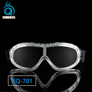 Clear Protection Anti-fog Safety Goggles