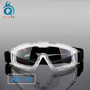 2020 FDA Certificated Transparent Safety Goggles